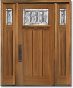 masonite barrington collection which is available in oak and mahogany grain masonite also has oak grain and smooth paint grade doors in a wide variety